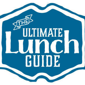 Seattle ultimate lunch guide logo ambeka
