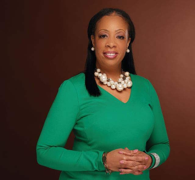 Tarnisha Cliatt, president and CEO of the Manatee Black Chamber of Commerce