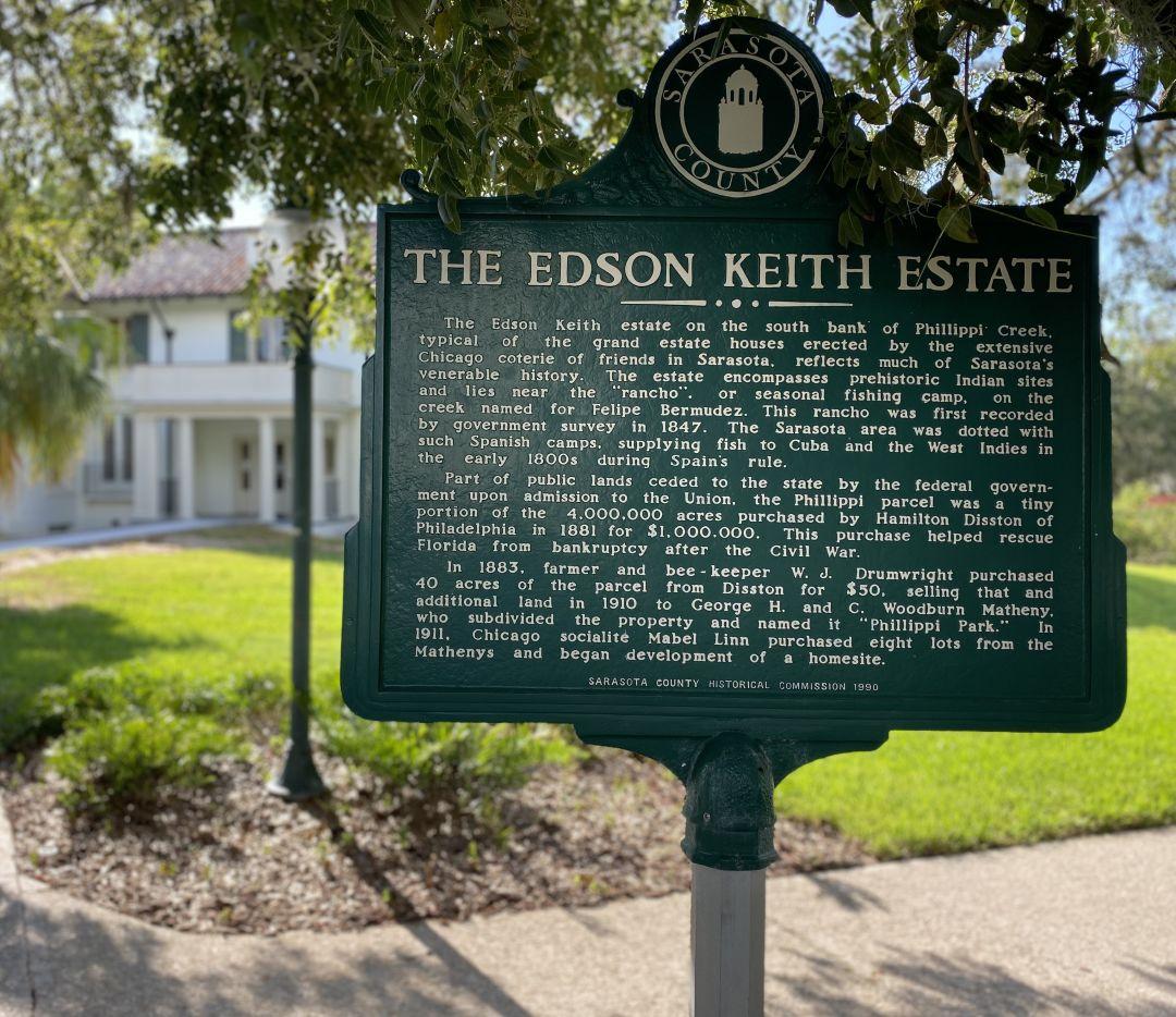 Edson Keith Estate