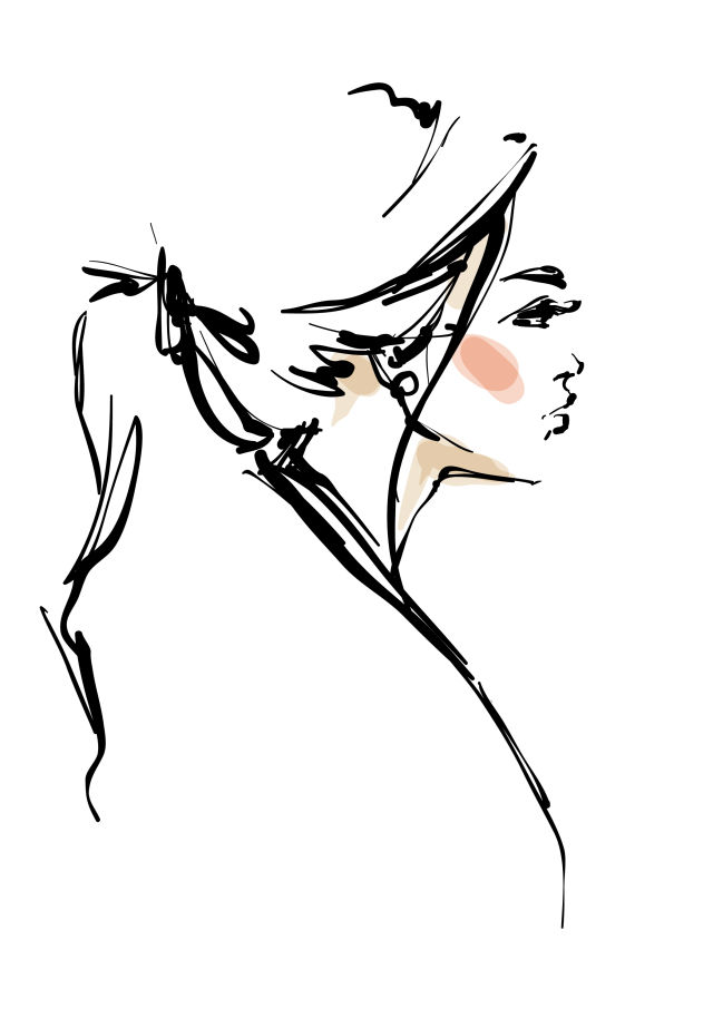 Fashion sketch 2 curzgv