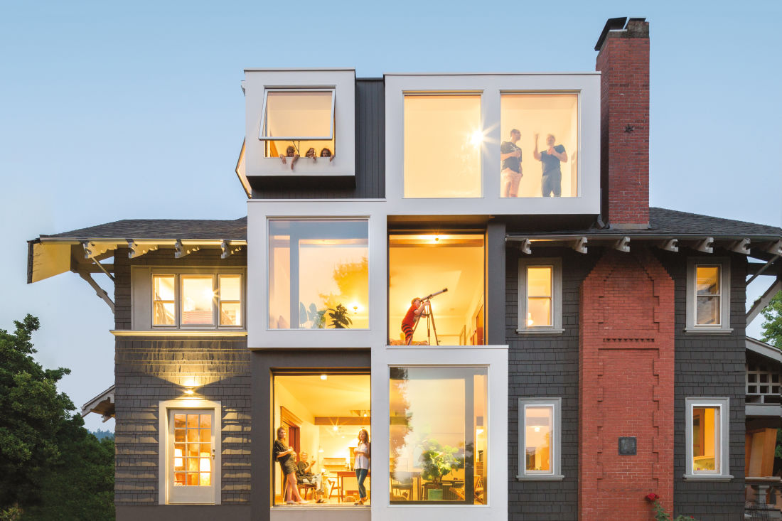 Portland Architecture Firm Beebe Skidmore Finds Beauty In The Unexpected |  Portland Monthly
