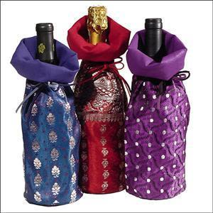 3x sari wine gift bag maedxu