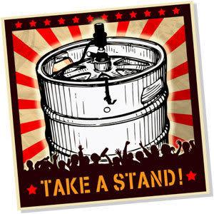 Take a keg stand shirt alcoholic funny tshirt300 va8eoz