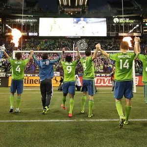 Sounders clinch b7lez4