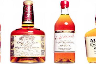 Liquor bottles ggvkti