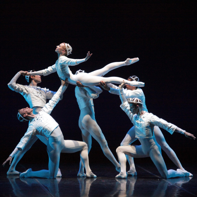 The sarasota ballet in sir frederick ashton s sinfonietta   photo frank atura welclp