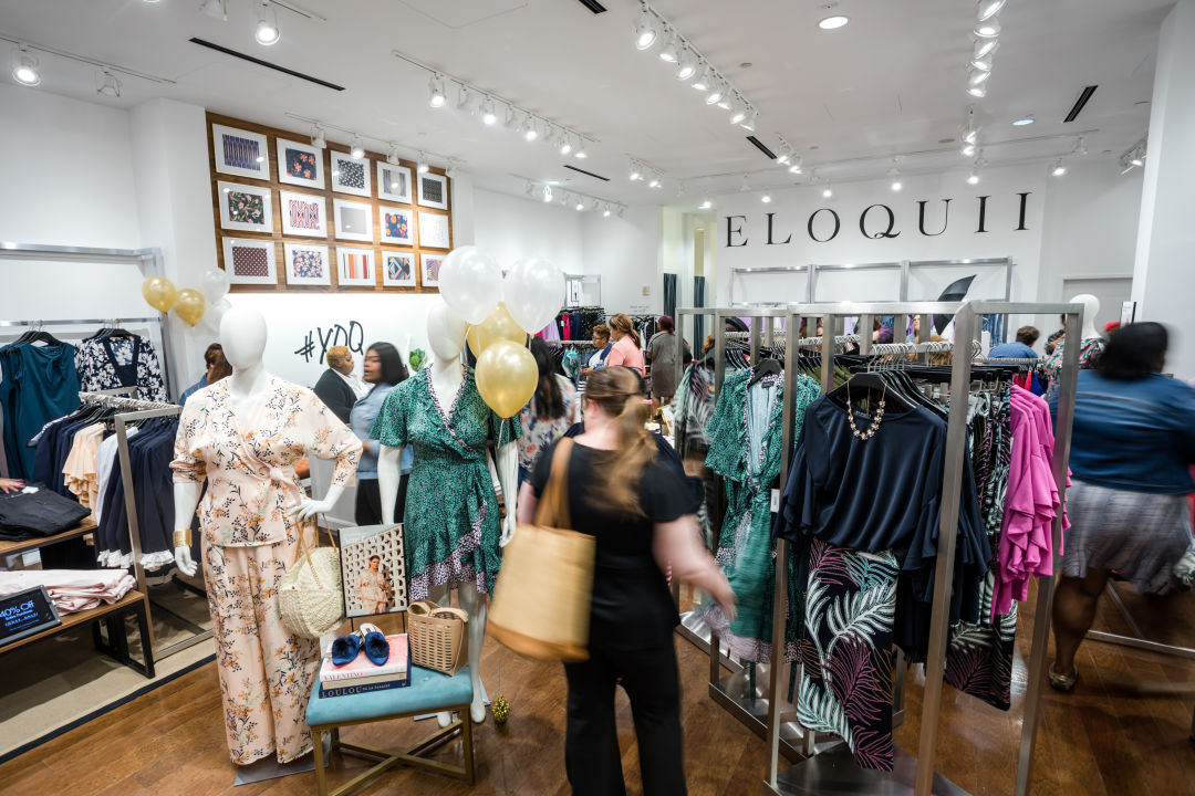 d9bdd72cd32d3 Get a Sneak Peek at the First ELOQUII Boutique In Texas. The popular online  retailer for women's fashion ...