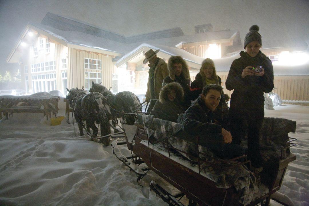 Park city winter 2013 rundown snowed inn sleigh company avxntj