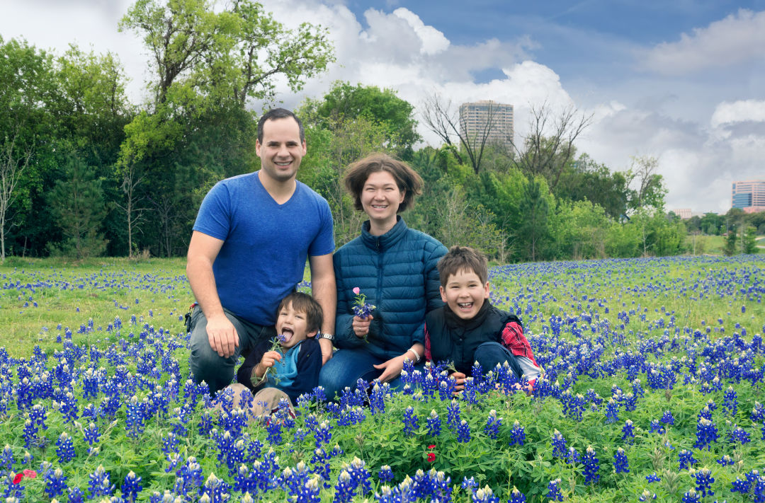 Where to Snap Your Bluebonnet Pics without Leaving Houston