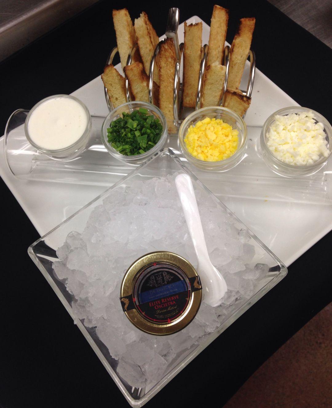 Df caviar service 1  asxirs