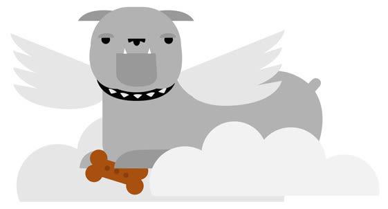 Dog heaven vjvnzh