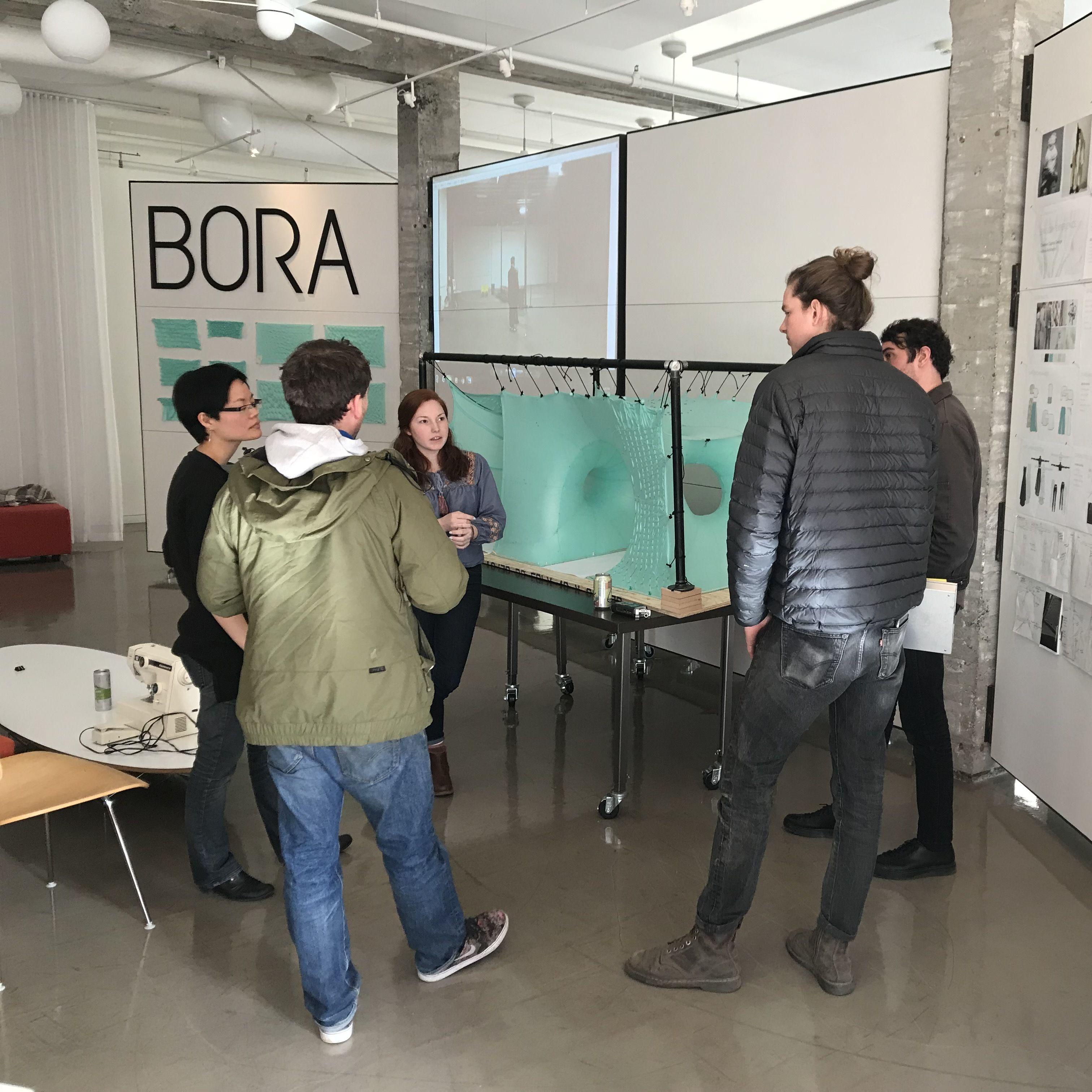 Clothing as shelter design week 2018 bora architects eckof6