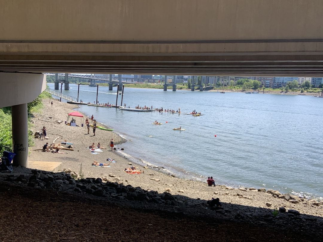 Audry mccall beach opens human access project   2 vl4pnf