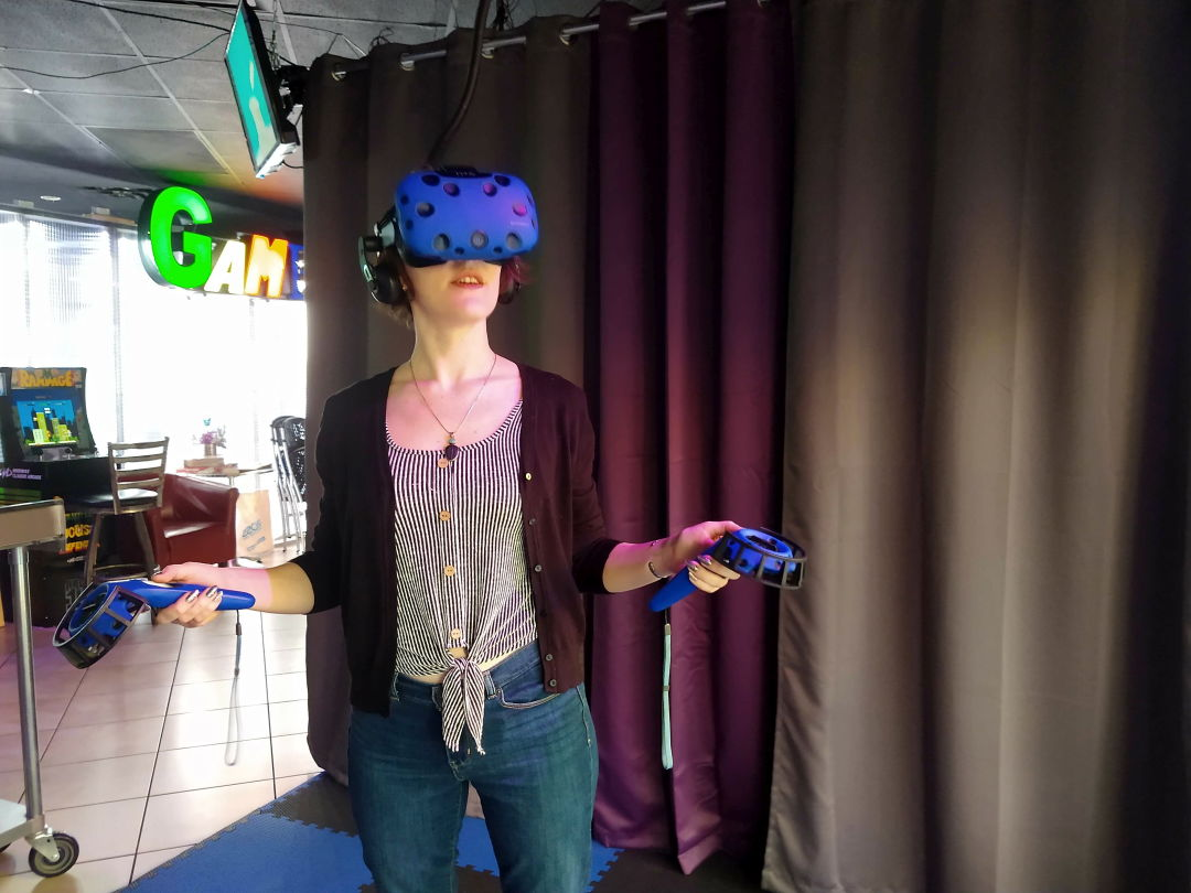 We Tried It An Hour In Virtual Reality Sarasota Magazine