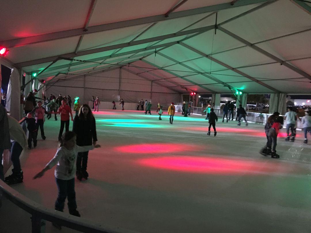 Ice rink dfthyu