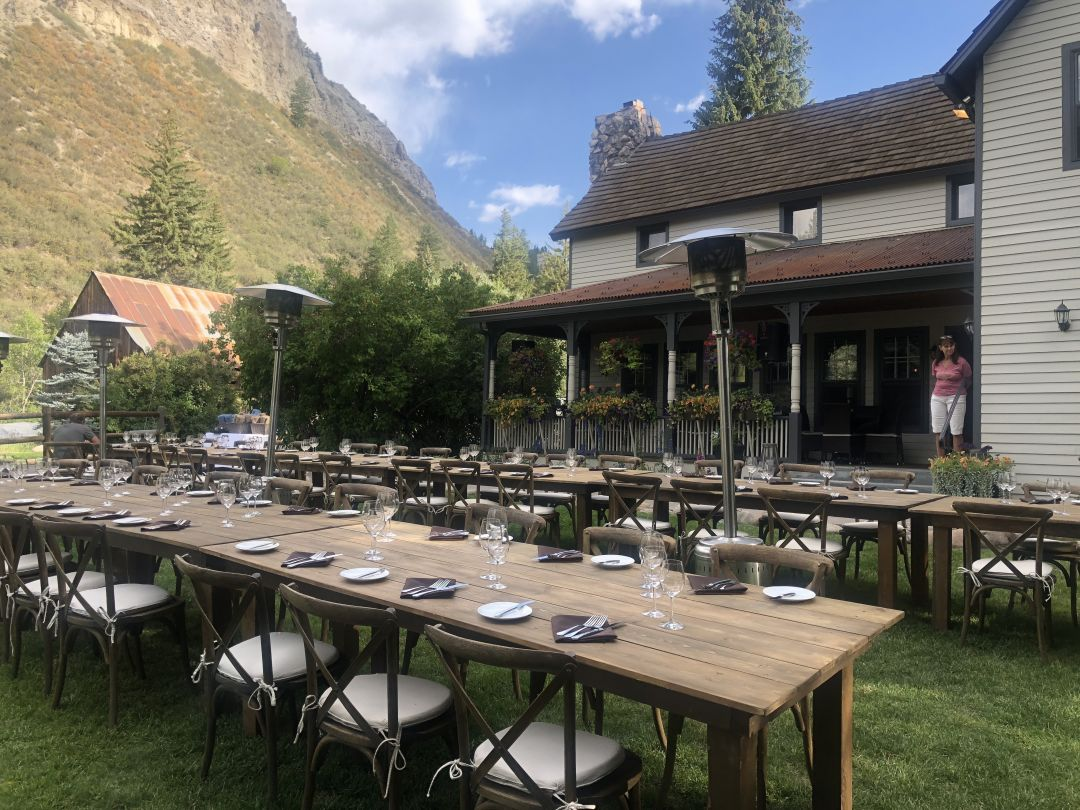 Mirabelle S Magical Farm To Table Dinner Vail Beaver Creek
