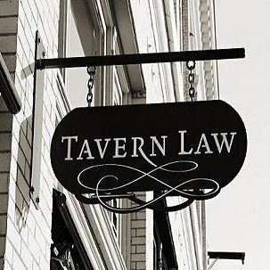 Tavern law sign vczkeh