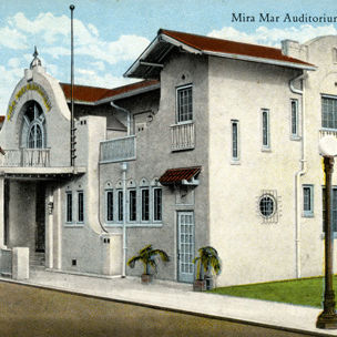 Postcard mira mar auditorium cwtuq2