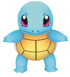 Pokemon squirtle tcfctp