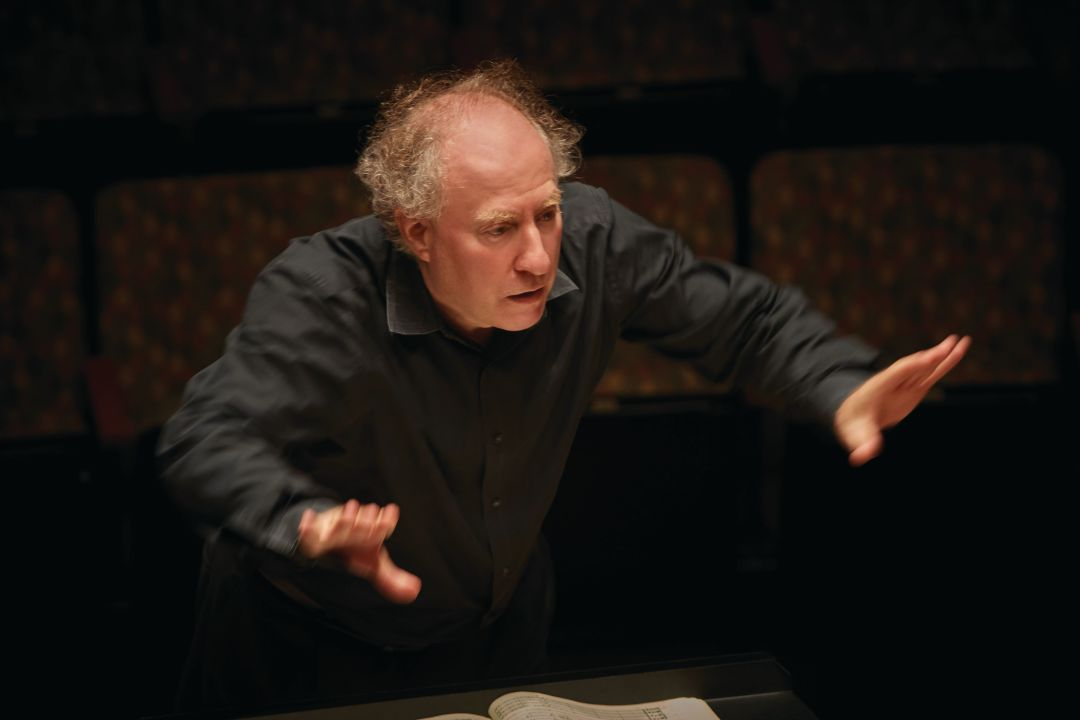 Sarasota Orchestra artistic advisor Jeffrey Kahane is making plans for smaller ensemble concerts this season, as the orchestra's original season schedule must change due to Covid-19.