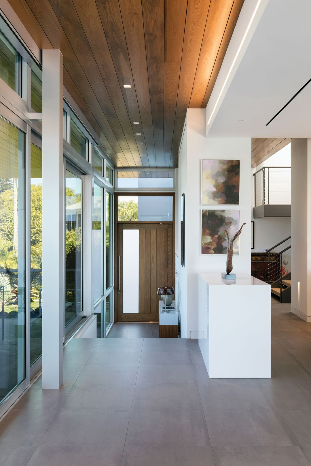 Architect Guy Peterson Grounds His Latest Home Design In