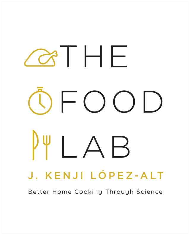 The food lab cover j2divb