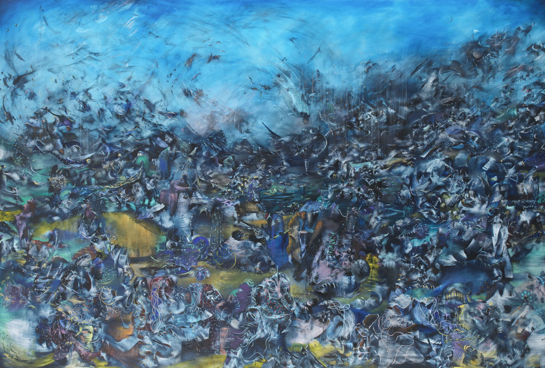 Ali banisadr  we haven t landed on earth yet  2012 jsaa2x