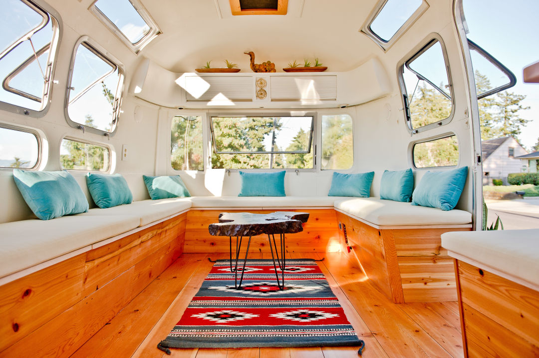 This Tricked-Out Airstream Wants to Host Your Next Fête