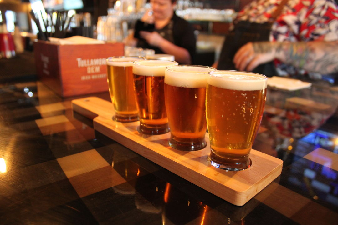 Beer flight zycghy