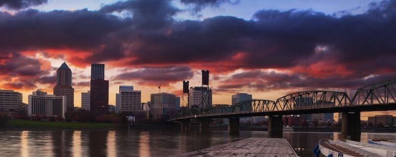 Portland skyline josemaria toscano jxfzn7