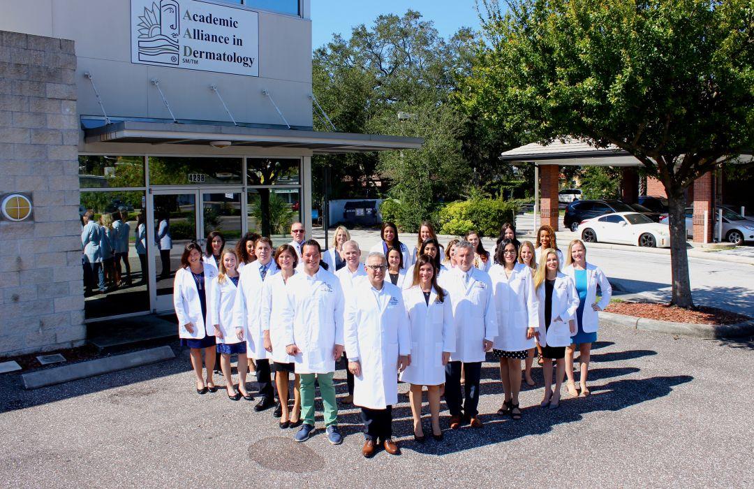 Academic Alliance in Dermatology providers