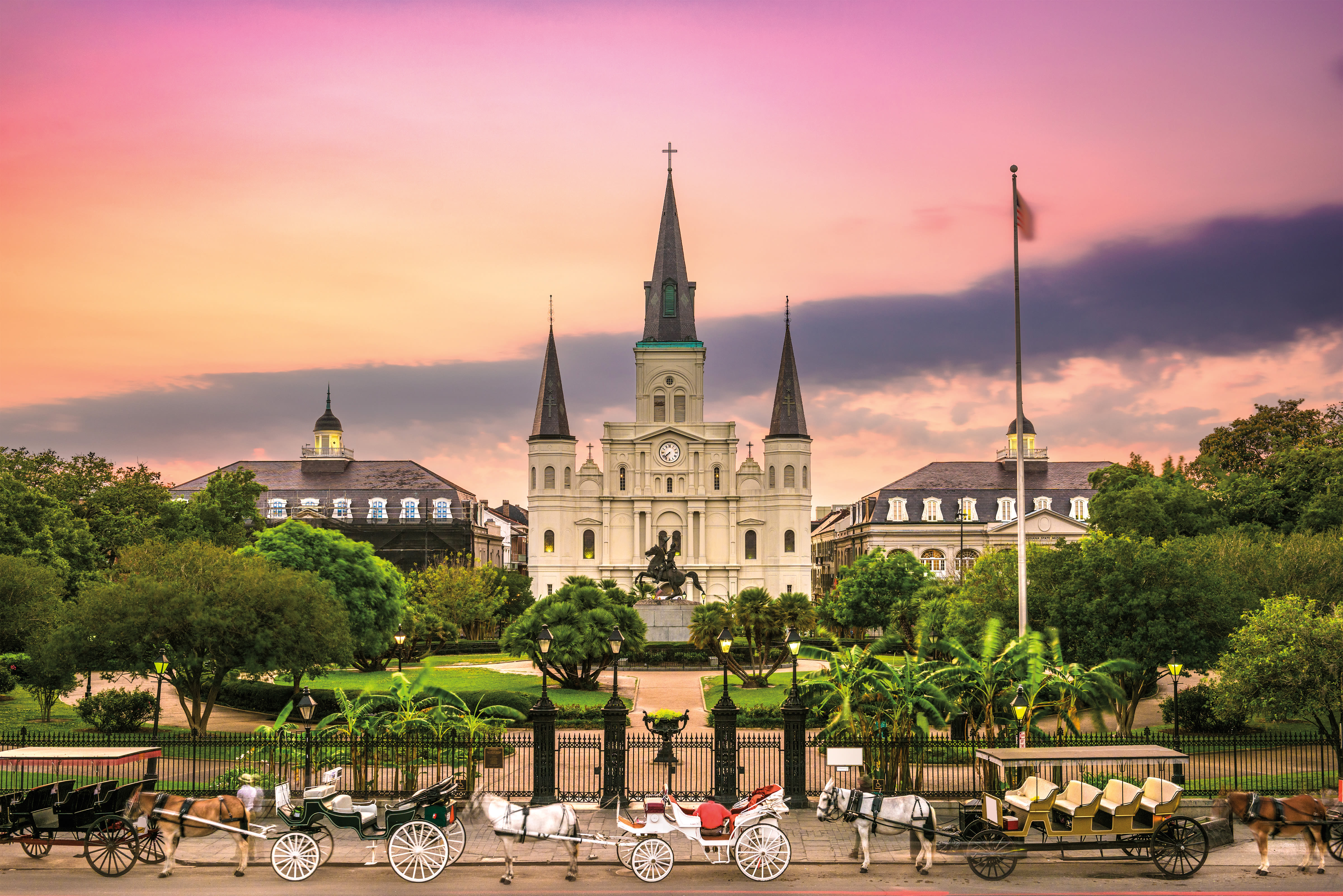 0418 new orleans jackson square french quarter w3c6xy