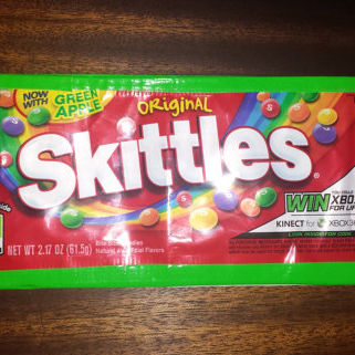 Skittles wallet big eee2ar