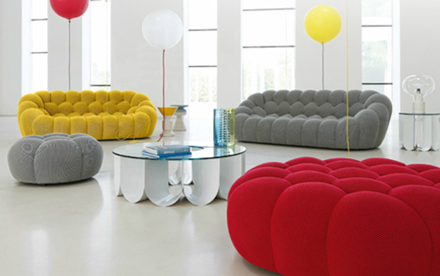 Why Roche Bobois Brought Uber Fancy Euro Furniture Back To