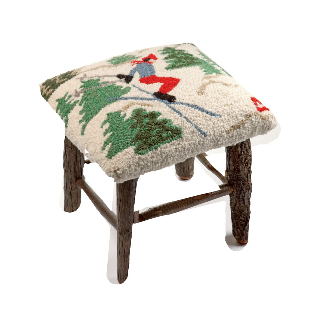 Park city winter 2012 get cozy stool rnrqeb