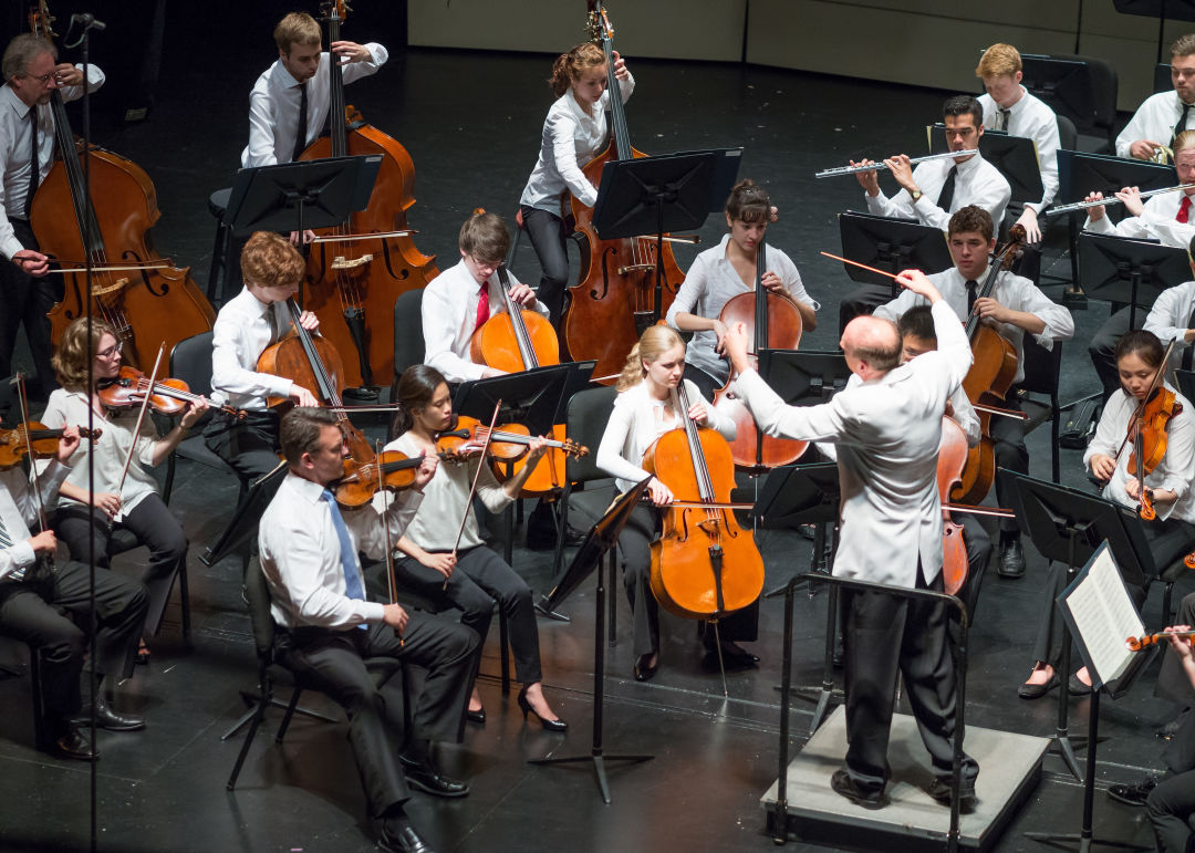 Orchestra with larry rachleff ijpj9p