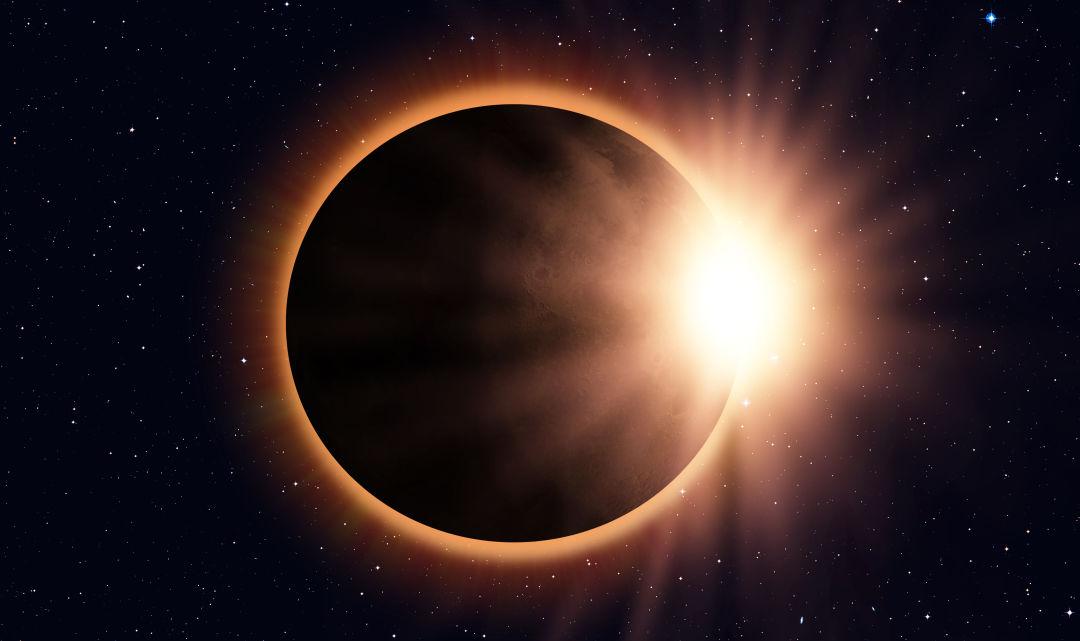 Solar eclipse mysn7w