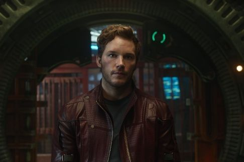 Chris pratt guardians of the galaxy idvtop
