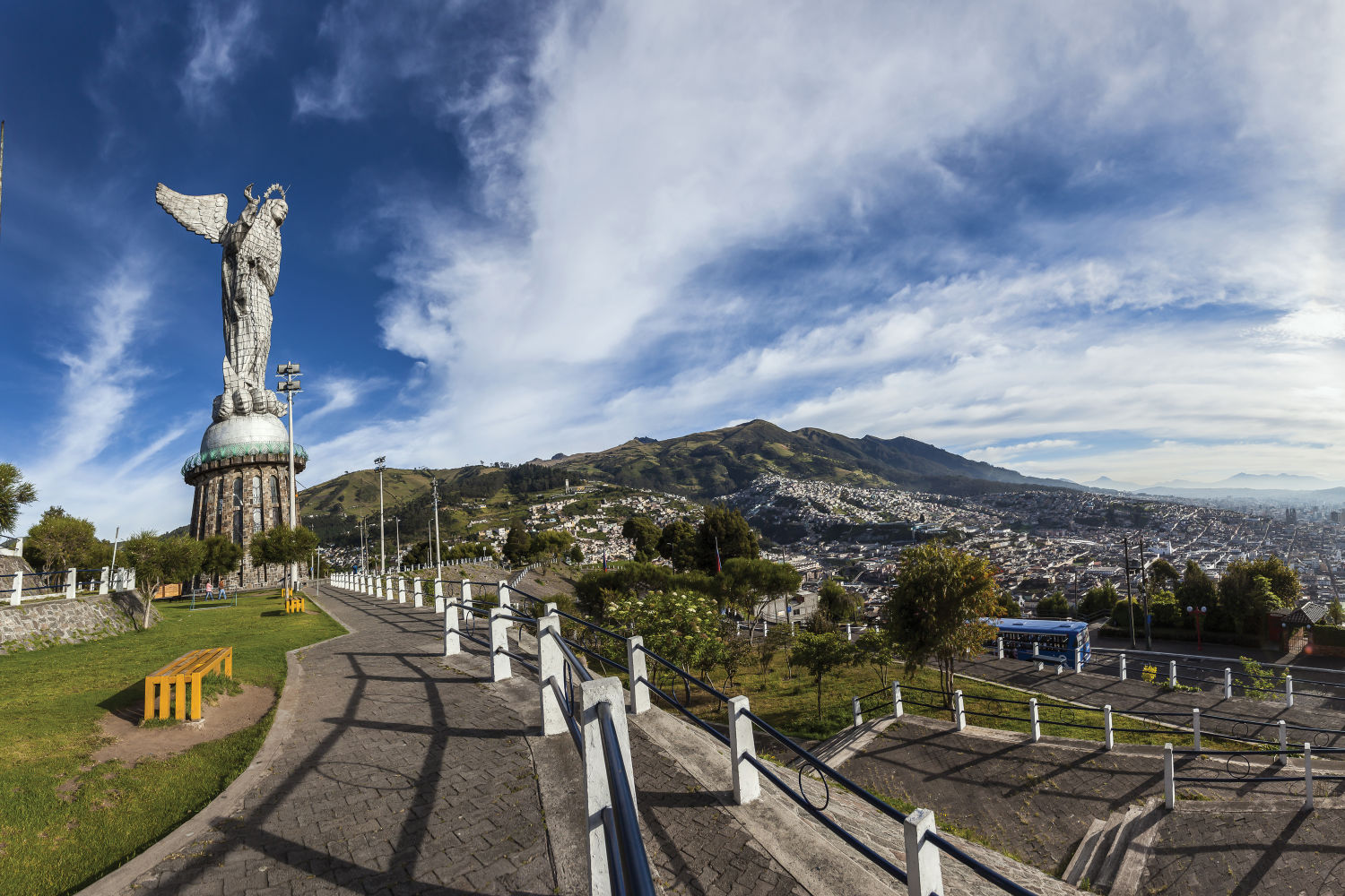 floating away in quito the city of clouds houstonia