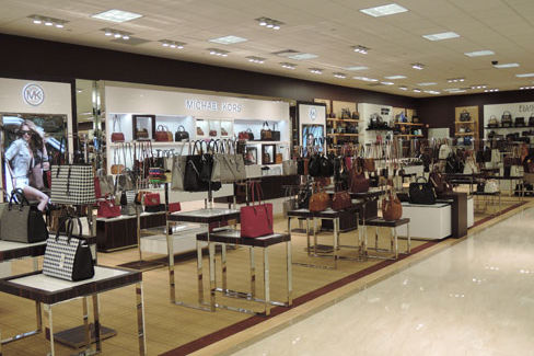 shoe stores at southgate mall