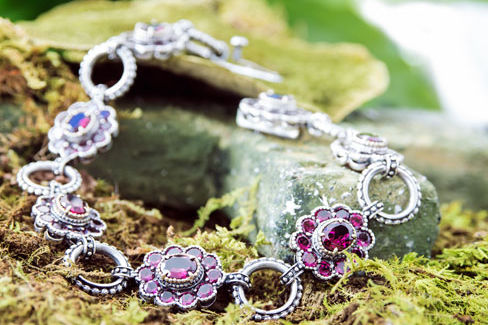 Jewels braceletflower attms2