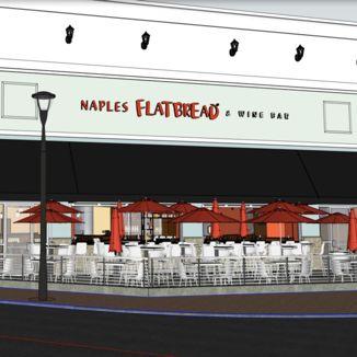 Naples flatbread   wine bar w7yt7a