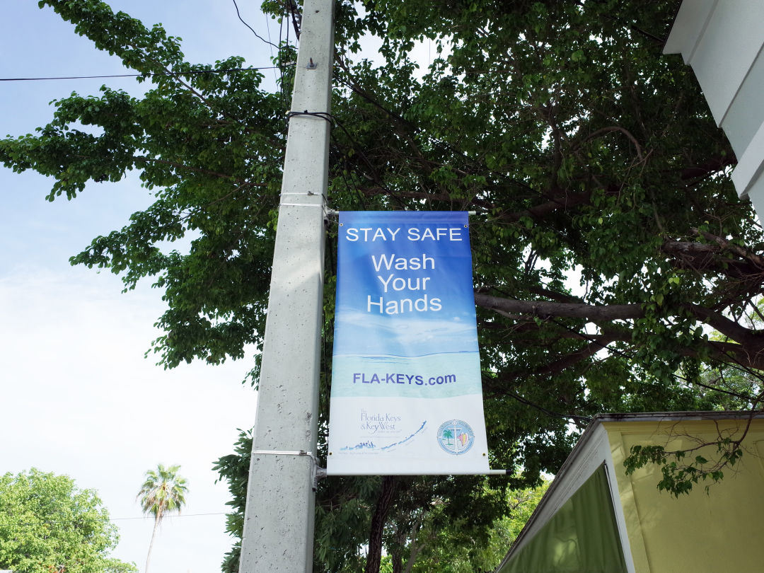 Key West is taking precautions to ensure residents' and visitors' safety.