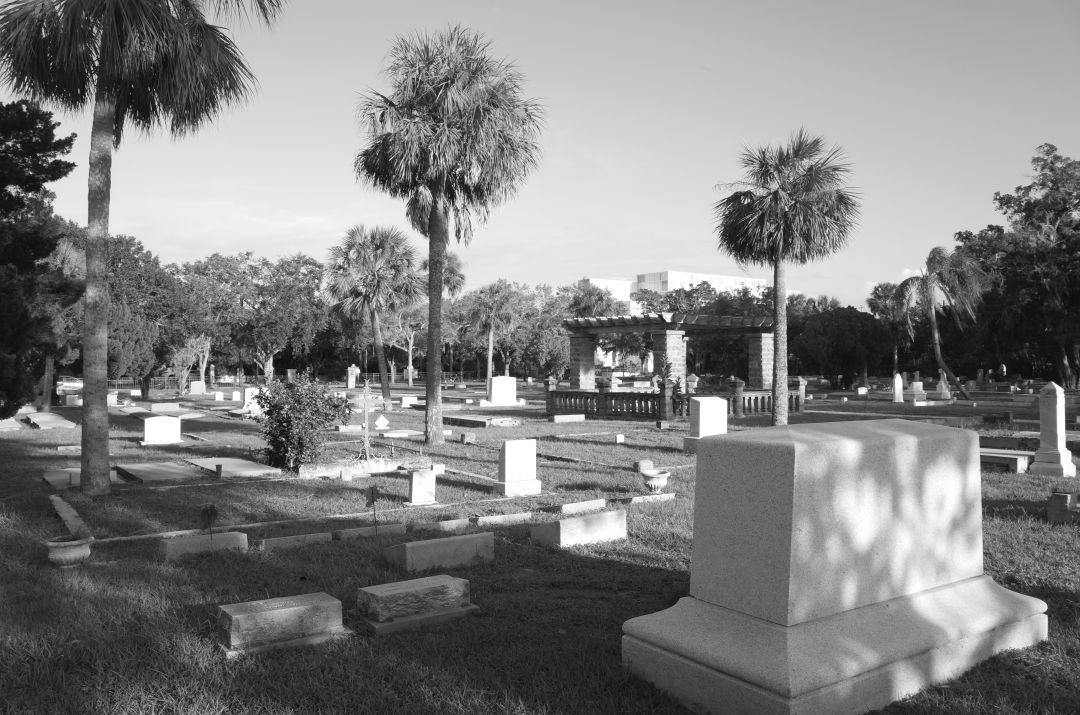 Downtown Sarasota's Rosemary Cemetery
