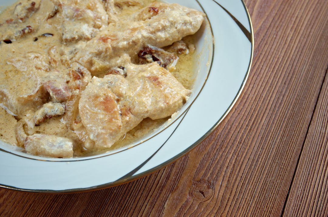 Todays Soul Food Recipe Smothered Chicken Houstonia