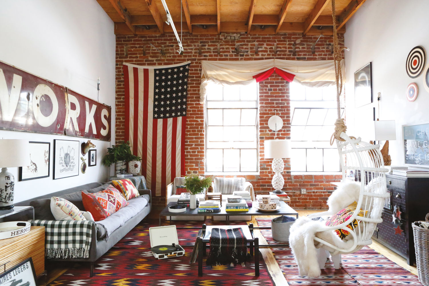 Merveilleux How Portlander Max Humphrey Creates Color Happy, Boldly Patterned Rooms |  Portland Monthly