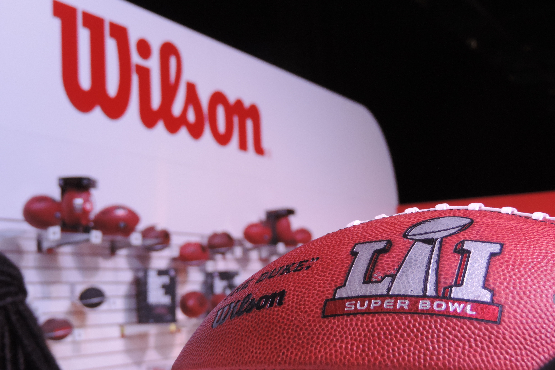 Wilson mobile football factory cg6ihz