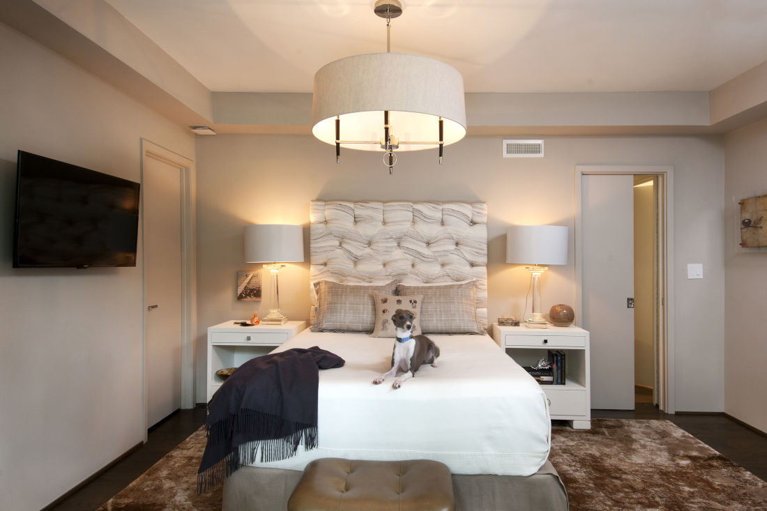 Good Inside the Apartments at the Regency the Unlikely Hub of Houston us Design Scene