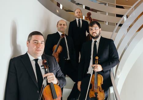 Amernet quartet l5jxdc