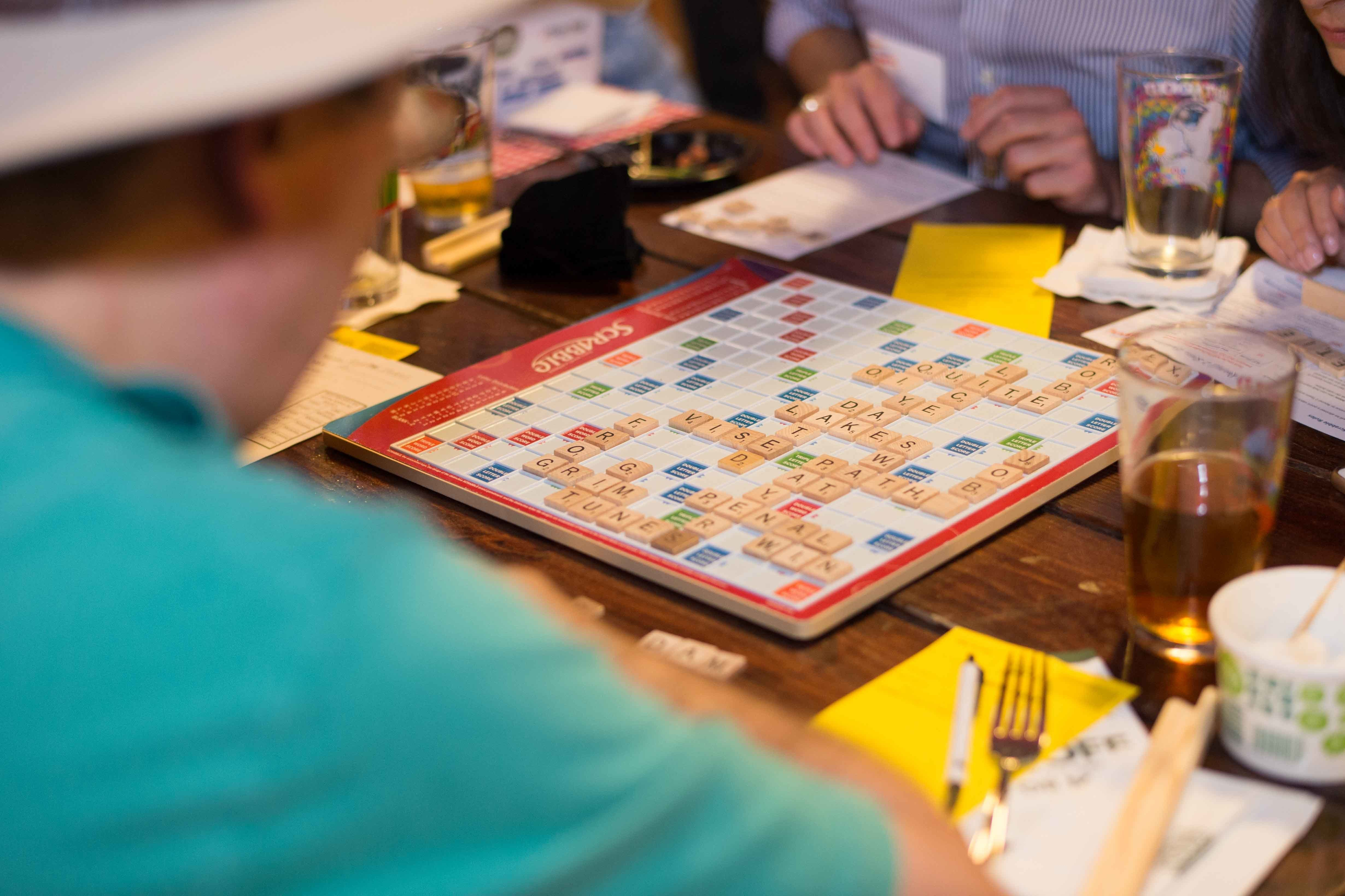 Scrabble in the city round 1 qpaaju